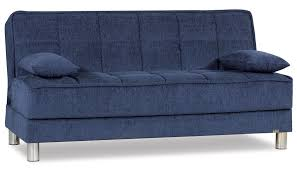 smart fit blue sofa bed smart fit casamode furniture sleepers
