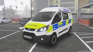 ford transit 2015 2015 2016 metropolitan police ford transit custom gta5 mods com