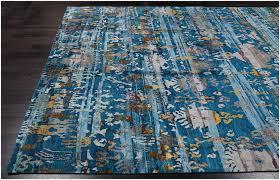 Sari Silk Rugs by Modern Blue Rugs Roselawnlutheran