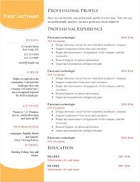 easy resume template free download modern creative professional resume templates free download