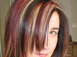 layered highlighted hair styles 25 elegant blonde and red hairstyles slodive