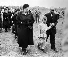funeral plets emilie s funeral august 1954 dionne quintuplets