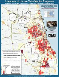 Chicago Homicide Map by Tutor Mentor Institute Llc June 2015