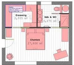 idee chambre parentale avec salle de bain idée décoration salle de bain plan suite parentale avec salle de