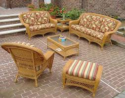 Palm Springs Outdoor Furniture by 6 Piece Palm Springs Collection With Cushions