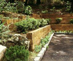 kelowna residential landscaping retaining walls okanagan bc