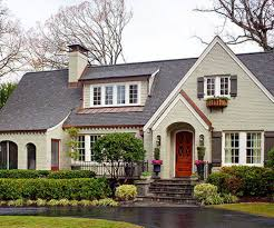 dovetail gray sw white dove bm exterior paint colors new home