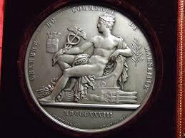 chambre de commerce de marseille médaille chambre de commerce de marseille françois ilari