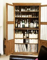 Home Bar Cabinet Liquor Cabinet Essentials Mf Cabinets