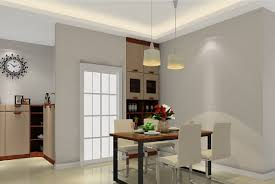 Dining Room Doors by Dining Room Pendant Lights And Sliding Doors 3d House