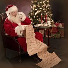 history santa claus santa letters from thebigredbox co uk