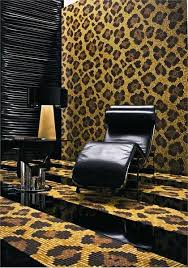 Trends In Home Decor Exotic Trends In Home Decorating Bring Animal Prints Into Modern