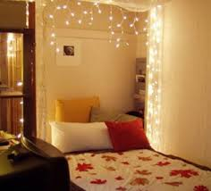 red string lights for bedroom warm bedroom ideas with sparkling red indoor string lights using