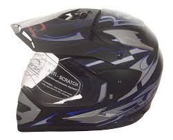 motocross helmet visor aaron shade motocross helmet with clear visor men black l