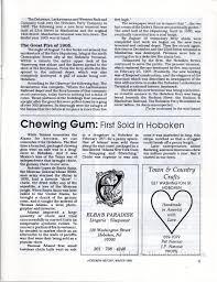 hoboken history no 2 winter 1992 serial