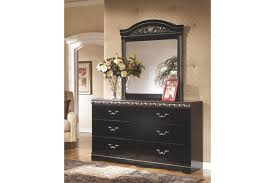 constellations dresser and mirror ashley furniture homestore