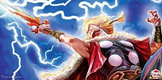 thor tales of asgard before the hammer came the sword