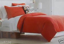 threshold linen blend duvet covers u0026 bedding sets ebay