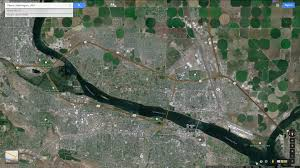 Washington Google Maps by Pasco Washington Map
