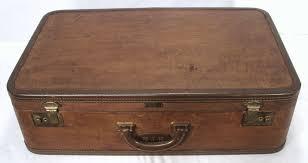 united luggage vintage wings united brass u0026 tweed style travel luggage suitcase