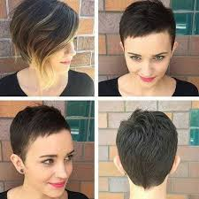 extensions on very very short hair 104 best buzzcut images on pinterest hair cut short hair and