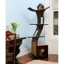 Cool Cat Scratchers Cat Tree Designs From Unless Goods U2014 Unique Hardscape Design