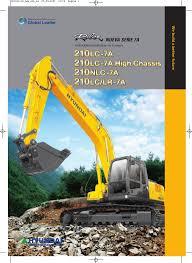 hyundai 210 serie nueva catalogo