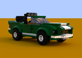 lego ford mustang lego ideas gas monkey 68 ford mustang