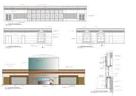blueprints u2013 valley ranch islamic center