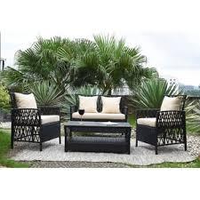 Resin Patio Furniture by Resin Patio Furniture Wayfair