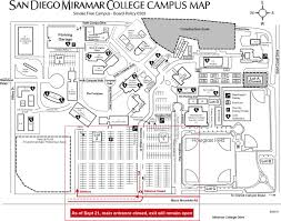 San Diego City College Campus Map by 100 Mesa College Campus Map Map Of Byu Campus My Blog