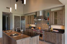 Barn Wood Denver Denver Barn Wood Cabinets Kitchen Rustic With Window Traditional Sinks