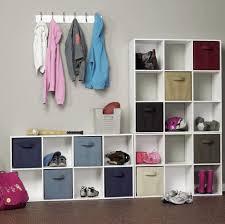 Cheap Organization Storage U0026 Organization Cheap Blue Canvas Fabric Storage Cube