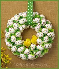 how to make easter wreaths and easter wreaths with fresh designs