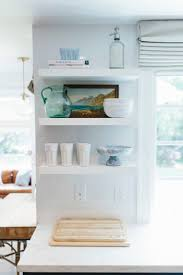Open Shelves In Kitchen Ideas 446 Best Kitchen Mini Reno Images On Pinterest Kitchen Home And