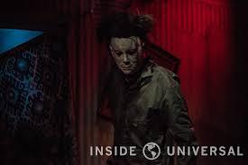 halloween michael myers comes home u2013 halloween horror nights 2015