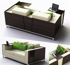 flip open sofa flip open sofa shelves combined couch desk design