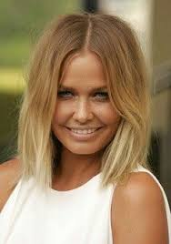 hairstyles with bangs and middle part middle part hairstyles short hair best short hair styles