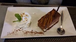 cuisine au siphon gateau au chocolat avec chantilly au siphon picture of le cantou