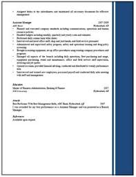 Good Resume Samples For Managers by Experienced Mba Marketing Resume Sample Doc 1 Career
