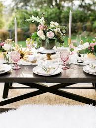 backyard bridal shower inspiration trueblu bridesmaid resource