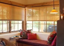 Sun Blocking Window Treatments - residential solar shades insolroll