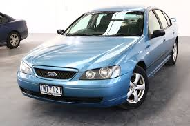 ford falcon xr6 2004 graysonline
