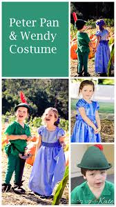 twins halloween costume idea twin costume ideas peter pan and wendy scary halloween