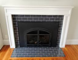 fireplace designs with tile stone wall decoration ideas for modern