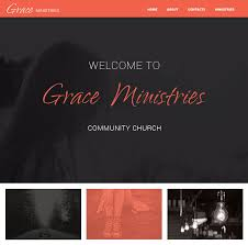 how to create an elegant color scheme for your church website