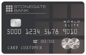 prepaid debit card no fees stonegate bank credit cards