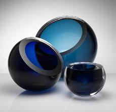 Vases And Bowls Anna Torfs Mo Big Glass Bowl Vase Mayfair Design Studio Top