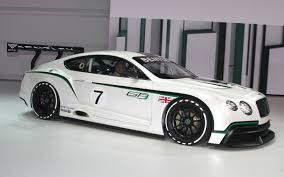 bentley sport coupe second generation bentley continental gt3 race car debuts