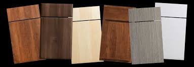 Cabinet Door Styles  Designs For Kitchens Bathrooms  More - Slab kitchen cabinet doors